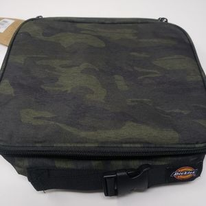 Dickies Camo Insulated Lunch Bag NWT